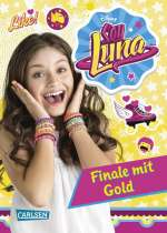 Soy Luna - Finale mit Gold Cover