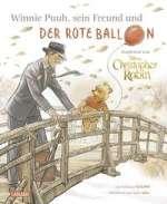 Winnie Puuh, sein Freund und der rote Ballon Cover