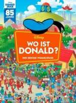 Disney: Wo ist Donald? – Wimmelbuch mit Donald Duck Cover