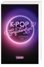 K-Pop confidential Cover