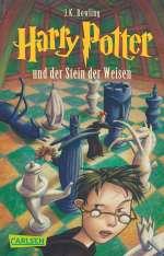 Harry Potter (1) und der Stein der Weisen Cover