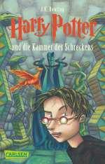 Harry Potter (2) und die Kammer des Schreckens Cover
