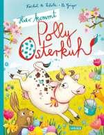 Hier kommt Polly Osterkuh! Cover