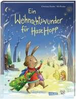 Ein Weihnachtswunder für Hase Hopp Cover