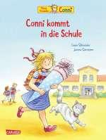 Conni kommt in die Schule Cover
