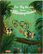 Ein Tag bei den kleinen Marsupilamis Cover
