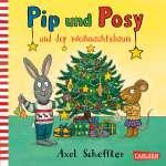 Pip und Posy und der Weihnachtsbaum Cover
