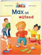 Max ist wütend Cover
