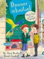 Donnerschnitzel - Mein Opa ist ein Papagei! Cover