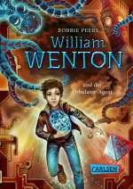 William Wenton und der Orbulator-Agent Cover