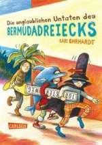 Die unglaublichen Untaten des Bermudadreiecks Cover