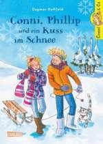 Conni, Phillip und ein Kuss im Schnee Cover