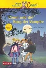 Conni und die Burg der Vampire : Cover