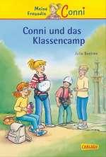Conni und das Klassencamp Cover
