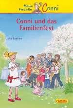 Conni und das Familienfest Cover