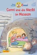 Conni und die Nacht im Museum Cover