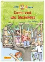 Conni-Erzählbände 35: Conni und das Baumhaus Cover