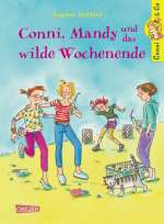 Conni, Mandy und das wilde Wochenende Cover