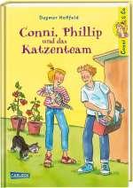 Conni, Phillip und das Katzenteam Cover