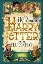 Harry Potter und der Feuerkelch Cover
