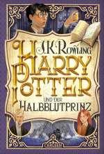 Harry Potter und der Halbblutprinz Cover