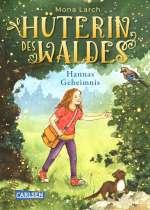 Hannas Geheimnis Cover