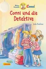 Conni und die Detektive Cover