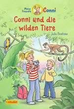 Conni und die wilden Tiere Cover