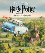 Harry Potter und die Kammer des Schreckens Cover