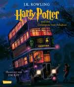 Harry Potter und der Gefangene von Askaban Cover
