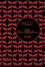 Wie Blut so rot Cover
