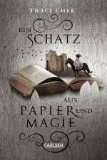 Ein Schatz aus Papier und Magie Cover