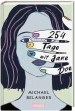254 Tage mit Jane Doe Cover