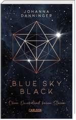 Blue Sky Black Cover