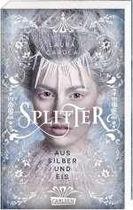 Splitter aus Silber und Eis Cover