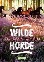 Die Pferde im Wald Cover