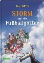 Storm und die Fussballgötter Cover