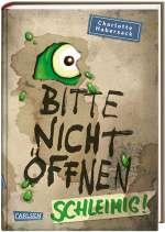 Bitte nicht öffnen (2) : Schleimig! Cover