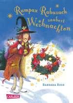 Rumpax Rabuzack zaubert Weihnachten Cover