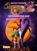 Notlandung auf Bizarrix Cover