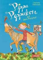Pippa Pepperkorn auf dem Ponyhof Cover