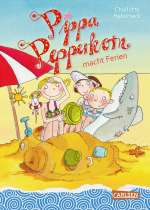 Pippa Pepperkorn macht Ferien (8) Cover