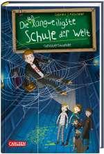 Die unlangweiligste Schule der Welt 6: Geisterstunde Cover