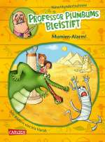 Mumien-Alarm! Cover