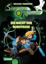 Die Nacht der Robotroxe 12 Cover