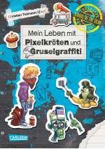 Mein Leben mit Pixelkröten und Gruselgraffiti Cover