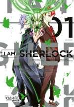 I am Sherlock (1) Cover
