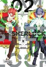 I am Sherlock (2) Cover