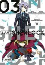 I am Sherlock (3) Cover