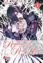Requiem of the Rose King (1) Cover